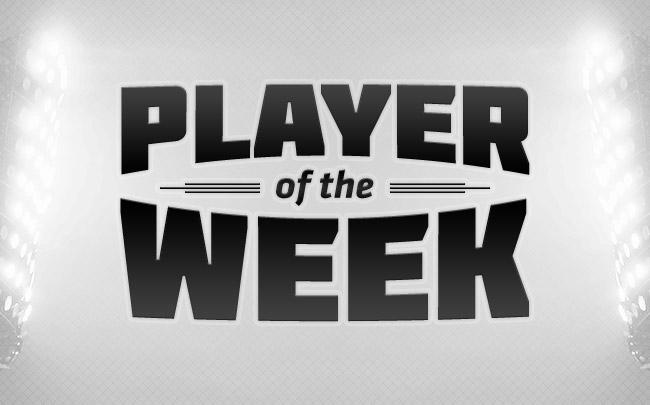 Joueurs de la semaine #1-2