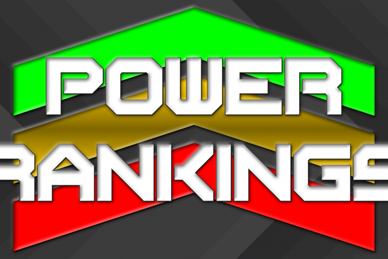 Power Ranking 2020